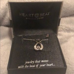 NWT ❤️ Heartbeat Collection Pure Silver Necklace